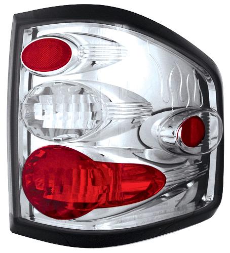 IPCW CWT-CE539CS Crystal Eyes Platinum Smoke Clear Eyes Tail Lamp
